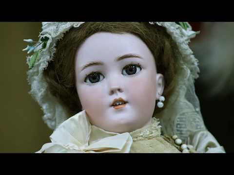 """Bittersweet"" - Antique Dolls and Automata Part 1 - From The Lorna Lieberman Collection"