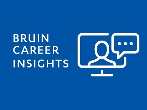 Bruin Career Insights:  Adapting to Change