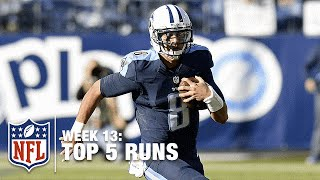 Top 5 Runs (Week 13) | NFL