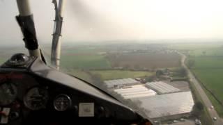 Cyclone AX-2000 Landing