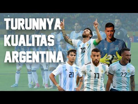 Strikernya Kebanyakan! Prediksi Starting Line Up Argentina di Copa America 2021