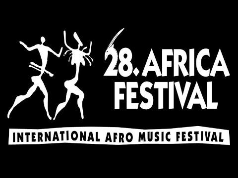 LOKUA KANZA AU AFRICA FESTIVAL WÜRZBURG 2016 [musique Africaine Du Congo 🇨🇩]