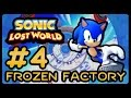 Let s Play Sonic Lost World PC Part 4 Frozen Factory 1080p 60fps