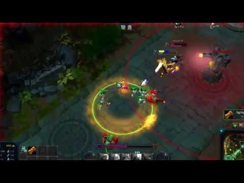 видео: strife. aemon. Вторая игра за нового героя.