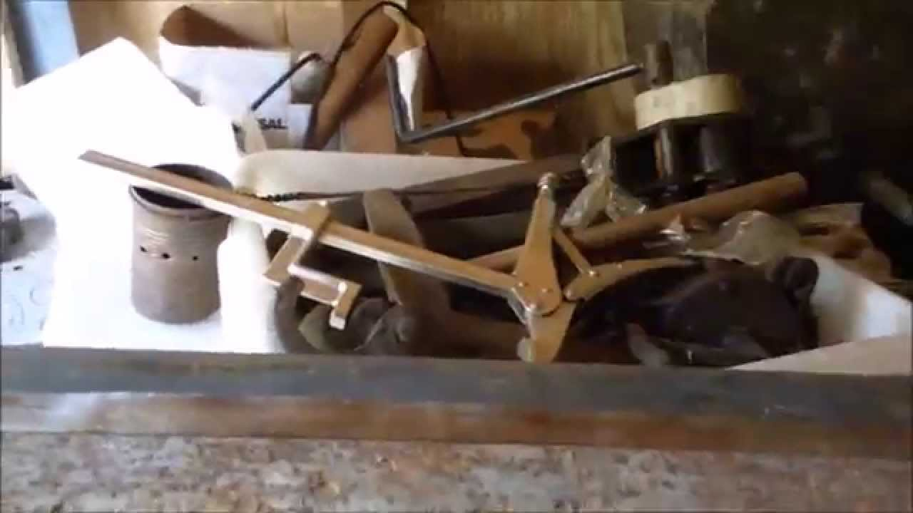 fireplace damper repairs pt 4 bending the damper plate by old
