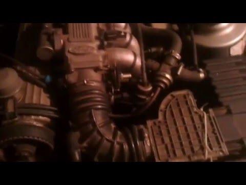 Настройка качества смеси Ч.2 Форд Сиерра Скорпио Ford Sierra Scorpio