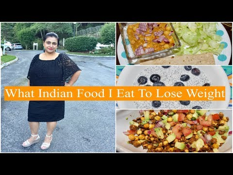 What Indian Food I Eat To Lose Weight | Indian Weight Loss Diet Plan | Simple Living Wise Thinking