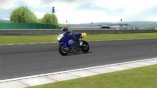 SBK 08 - Extra Video - Crash Time! (PC)