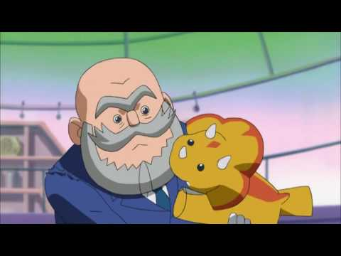 Dinosaur king season 1 episode 47 in Hindi (part 1