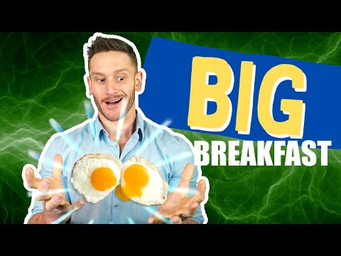 Eat a BIG Breakfast for Faster Fat Loss - Was I WRONG?!