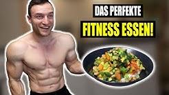 Das perfekte Fitness Rezept für Muskelaufbau | Günstig, Lecker und Proteinreich!