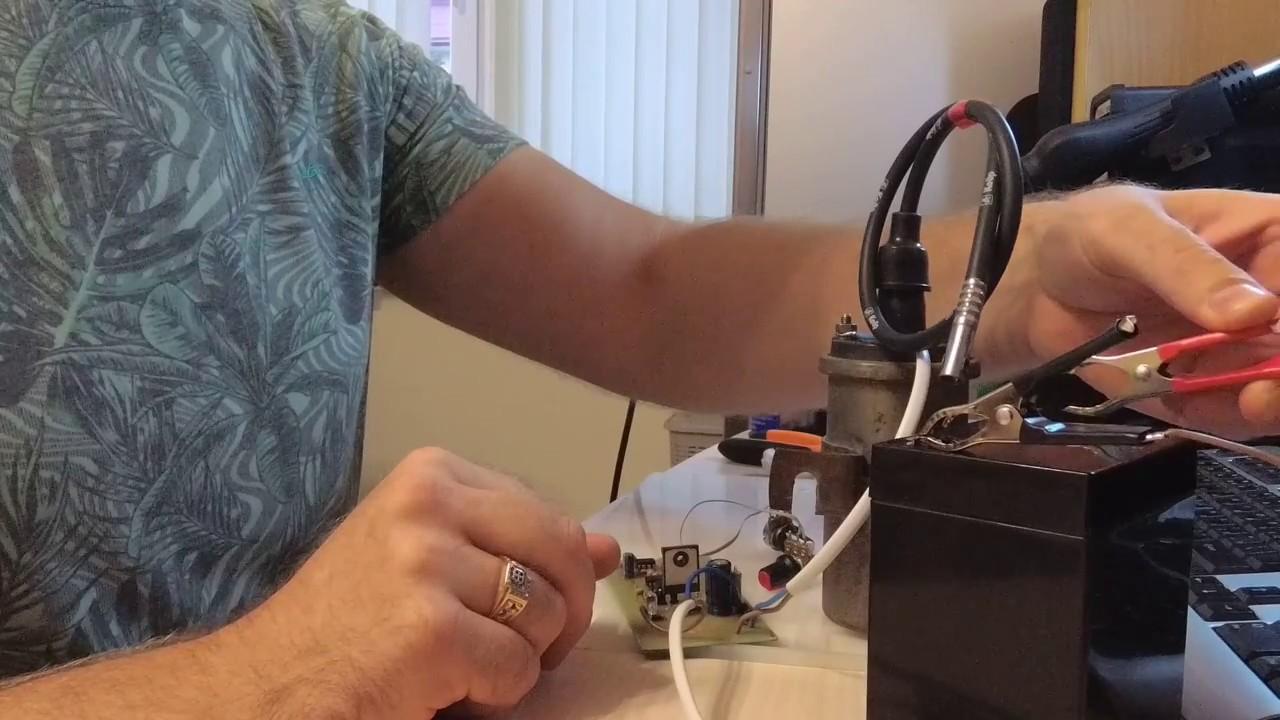 Электростатический генератор своими руками фото 680
