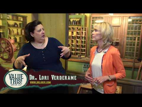 Displaying & Selling Antiques Tips by Dr. Lori