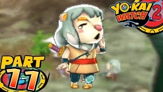 Yo-Kai Watch 2 Bony Spirits and Fleshy Souls - Part 11 - Lie In