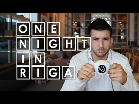 One Night In Riga