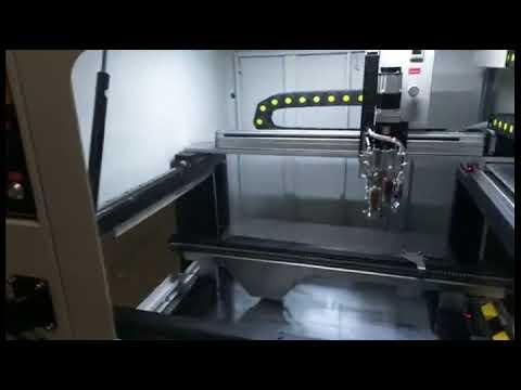 SMT PCBA Adhesive Coating Machine for waterproof glue sealing coating PCBA