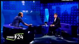 """""""Правда 24"""": Руслан Алехно - о победе в шоу """"Один в один"""""""