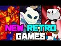 "TOP TEN ""NEW RETRO GAMES"" 2017"
