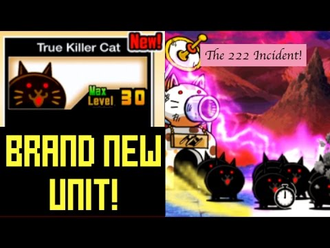 The Battle Cats | NEW Stage - Day of the Cat! | ft. Killer Cat