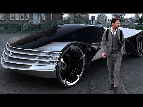 VOICI LA VIE LUXUEUSE DE LIONEL MESSI (Il possède la voiture la plus chère au Monde)