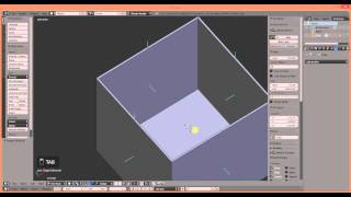 Solidify Modifier in Blender