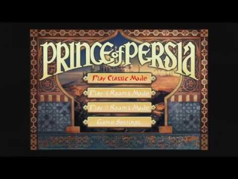 Prince of Persia for Roku - Remake Demo (v0.12)