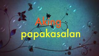Repeat youtube video Jireh Lim - Kasintahan (with lyrics)