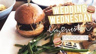 OUR WEDDING MENU! | Wedding Wednesday - Episode 10