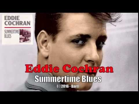 Eddie Cochran - Summertime Blues (Karaoke)