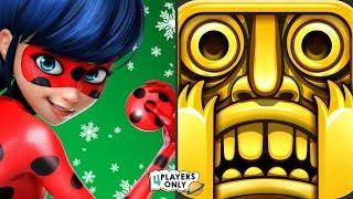 Miraculous Ladybug & Cat Noir VS Temple Run: Classic
