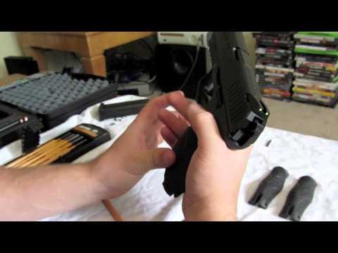 HOW TO: Adjust the grip on HECKLER & KOCH P30 9mm v3 handgun