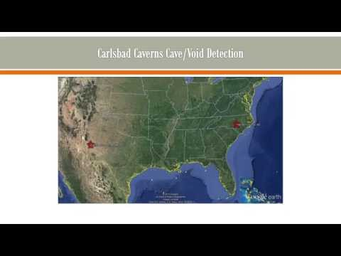 Geophysics: Electrical Resistivity Mapping of Caves – Carlsbad Caverns
