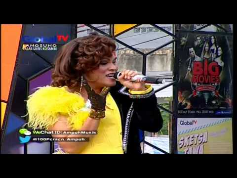 JC HUDSON Live At 100% Ampuh (01-05-2013) Courtesy GLOBAL TV