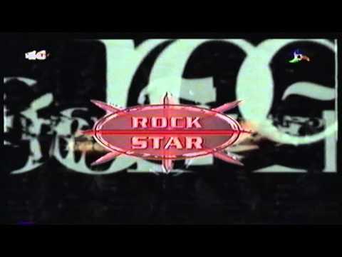 Reportaje de la gira de Rage en España en el 2000 (Rockstar)