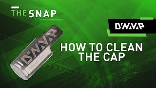 HOW TO CLEAN THE CAP