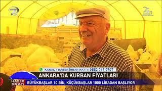 Ankara39;da Kurban Fiyatları