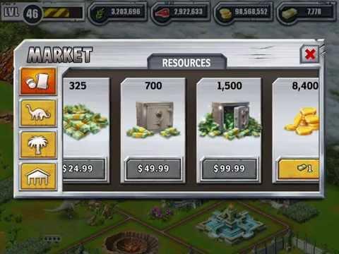 Jurassic Park Builder Unlimited Cash Hack