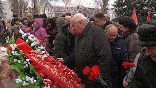 Куряне отметили 31 годовщину со дня вывода советских войск из Афганистана
