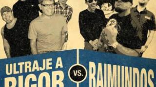 ULTRAJE A RIGOR VS RAIMUNDOS CD COMPLETO