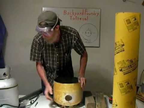 Backyard Foundry Tutorial Pt 1 - YouTube