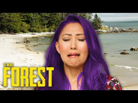 SCARIEST ISLAND EVER!! - THE FOREST
