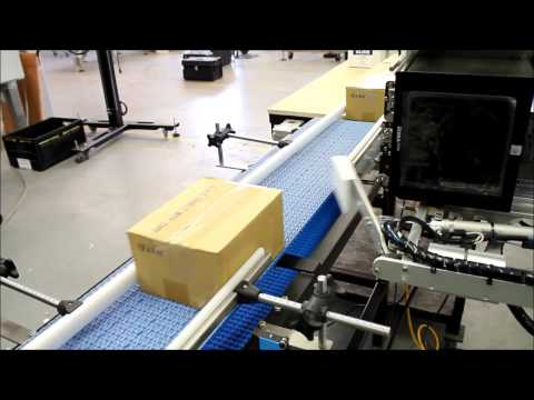 Case Labeler Print And Apply 2 Labels Front And Side