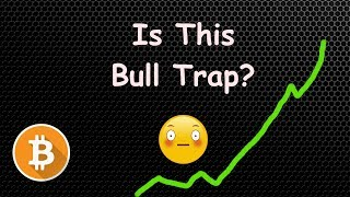 BITCOIN TRAP OR THE BULLS ARE HERE? 🔴 LIVE | Crypto News