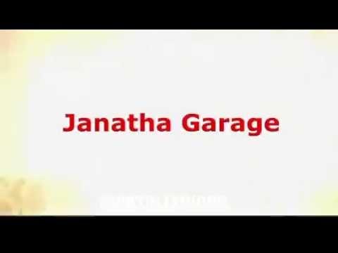 Jayaho janatha