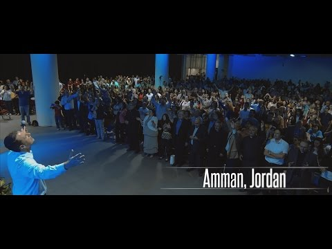 Miracles and Fire in AMMAN, JORDAN!!