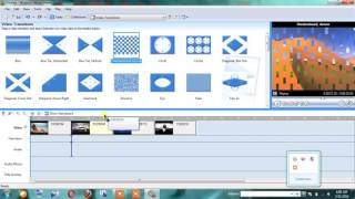 windows movie maker  interface