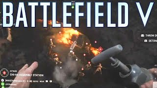 Ultimate clips  Battlefield 5 Top Plays