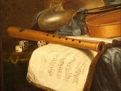 G.Ph. Telemann: Fantasia No. 10 in A minor (transcribed)