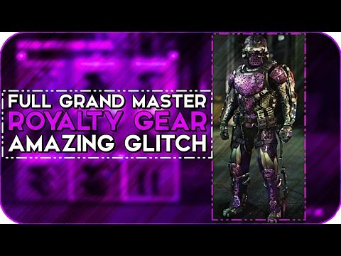 "Advanced Warfare ""Royalty Gear Glitch"" (Anything Royalty TROLL)"