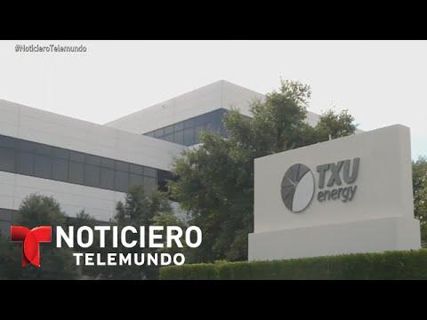 Empresas de electricidad en Texas regalan energía | Noticiero | Noticias Telemundo